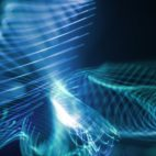 'Amay' - Abstract Blue Lines Motion Background Loop_Sample3