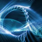 'Amay' - Abstract Blue Lines Motion Background Loop_SampleStill