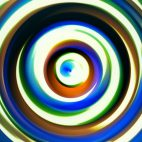'Bjorn' - Concentric Colorful Circles Motion Background Loop_Sample3