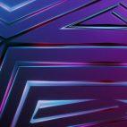 'Bladetronic' - Futuristic Kaleidoscope Motion Background Loop_Sample3