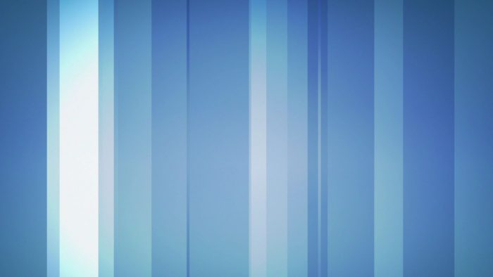 'Blubar' - Moving Blue Stripes Motion Background Loop_SampleStill