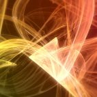 'Caloon' - Fast Flowing Fractal Motion Background Loop_SampleStill