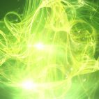 'Cassandra Green' - Lively Abstract Lights Motion Background Loop_Sample3