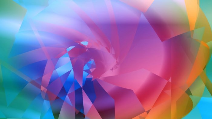 'Colix' - Colorful Abstract Motion Background Loop_SampleStill