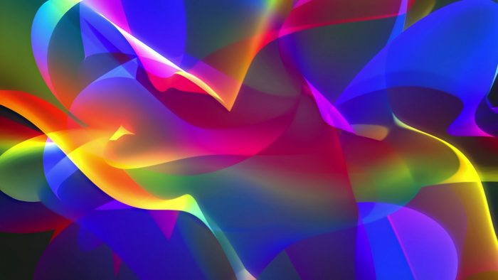 'Colorastic' - Colorful Expressive Pattern Motion Background Loop_SampleStill