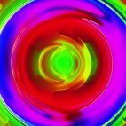 'Colorfool 3' - Colorful Circles Texture Motion Background Loop_Sample3