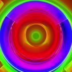 'Colorfool 3' - Colorful Circles Texture Motion Background Loop_SampleStill