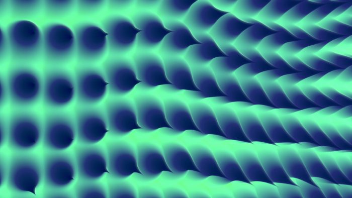 'Culani' - Abstract 3D Pattern Motion Background Loop_SampleStill