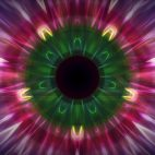 'Eeris' - Colorful Kaleidoscopic Motion Background Loop_Sample2