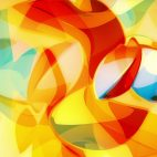 'Franz' - Colorful Painterly Texture Motion Background Loop_Sample2
