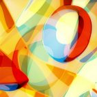'Franz' - Colorful Painterly Texture Motion Background Loop_SampleStill