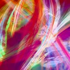 'Freshling' - Colorful Sparkling Organic Motion Background Loop_Sample2