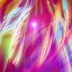 'Freshling' - Colorful Sparkling Organic Motion Background Loop_Sample3