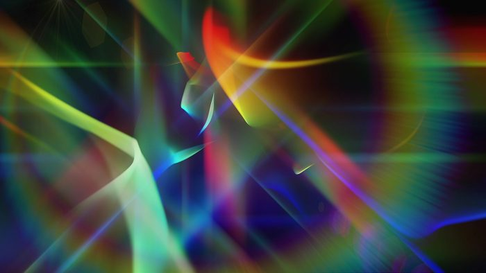 'Gaudee' - Colorful Abstract Motion Background Loop_SampleStill