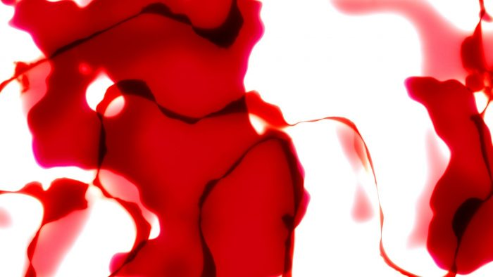 'Gorky' - Free Download Blood-like Motion Background Loop_SampleStill