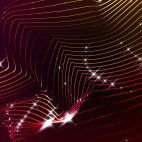 'Hyatte' - Glamorous Abstract Line Pattern Motion Background Loop_SampleStill