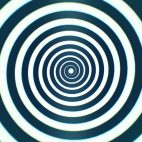 'Hypnotic Spiral 1' - Hypnosis Meditation Motion Background Loop_Sample3