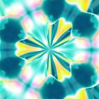 'Kaleidoscope 1' - Ornamental Kaleidoscopic Motion Background Loop_Sample2