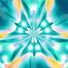 'Kaleidoscope 1' - Ornamental Kaleidoscopic Motion Background Loop_Sample3