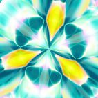 'Kaleidoscope 1' - Ornamental Kaleidoscopic Motion Background Loop_SampleStill