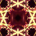 'Kaleidoscope 2' - Ornamental Kaleidoscopic Motion Background Loop_Sample3