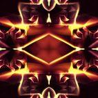 'Kaleidoscope 2' - Ornamental Kaleidoscopic Motion Background Loop_SampleStill