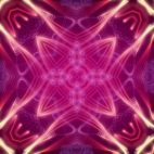 'Kaleidoscope 7' - Purple Ornamental Motion Background Loop_Sample3