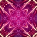 'Kaleidoscope 7' - Purple Ornamental Motion Background Loop_Sample3
