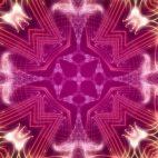 'Kaleidoscope 7' - Purple Ornamental Motion Background Loop_SampleStill