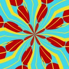 'Kaleidoscope 8' - Kaleidoscopic Fun Motion Background Loop_Sample2