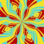 'Kaleidoscope 8' - Kaleidoscopic Fun Motion Background Loop_Sample3