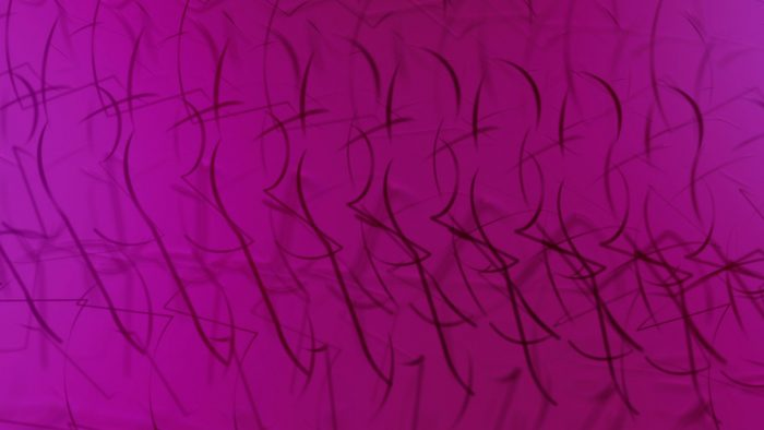 'Kamyko' - Wallpaper-like Purple Motion Background Loop_SampleStill