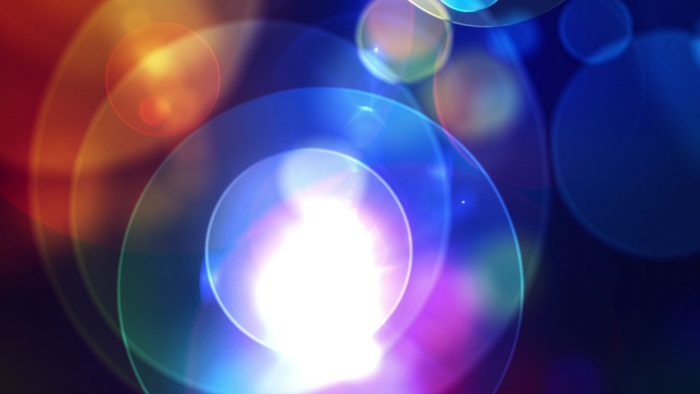 'Laawah' - Colorful Defocused Circles Motion Background Loop_SampleStill
