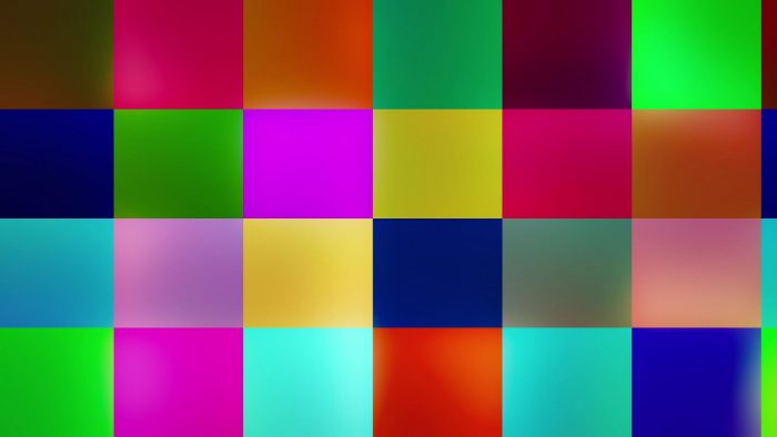 'Lambo' - Pattern-like Colorful Motion Background Loop_SampleStill