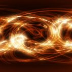 'Lory' - Fiery Fractal Motion Background Loop_Sample3