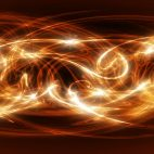 'Lory' - Fiery Fractal Motion Background Loop_SampleStill