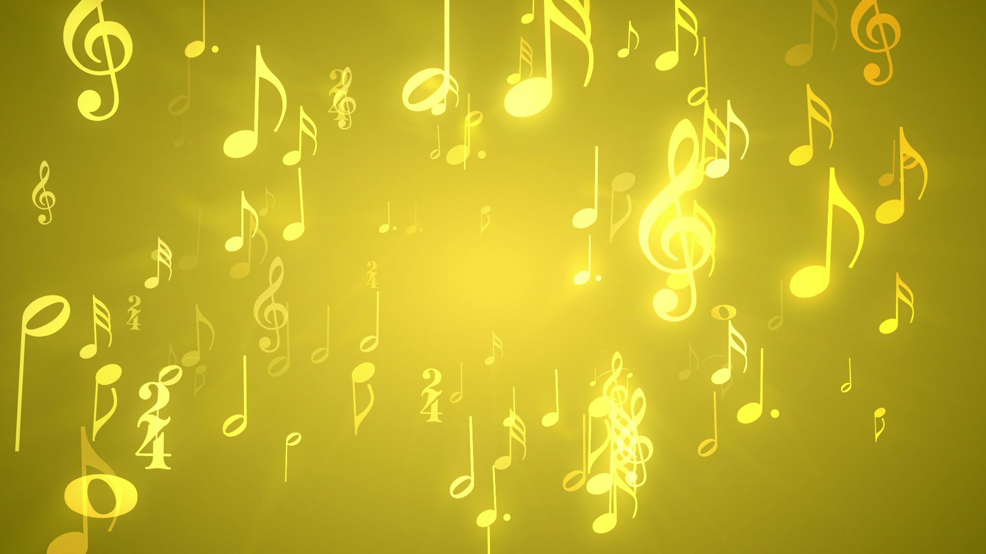 Music Notes Backgrounds: Downloops – Creative Motion Backgrounds