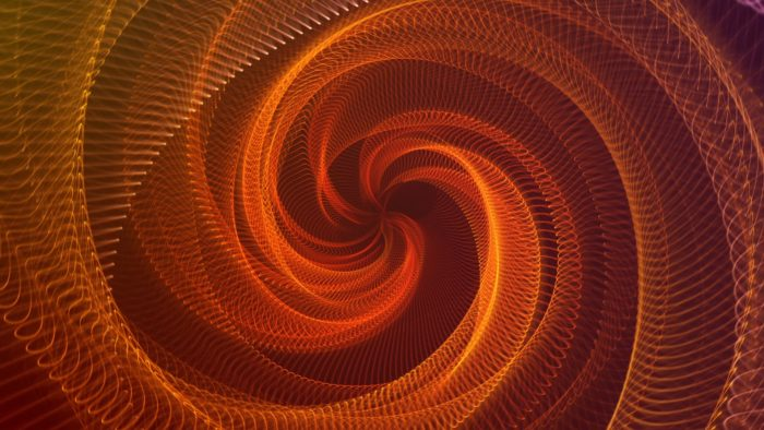 'Shane' - Spiral-like Lines Pattern Motion Background Loop_SampleStill