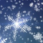 'Snowy1' - Snow And Christmas Motion Background Loop_Sample2