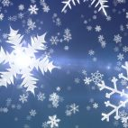 'Snowy1' - Snow And Christmas Motion Background Loop_Sample3