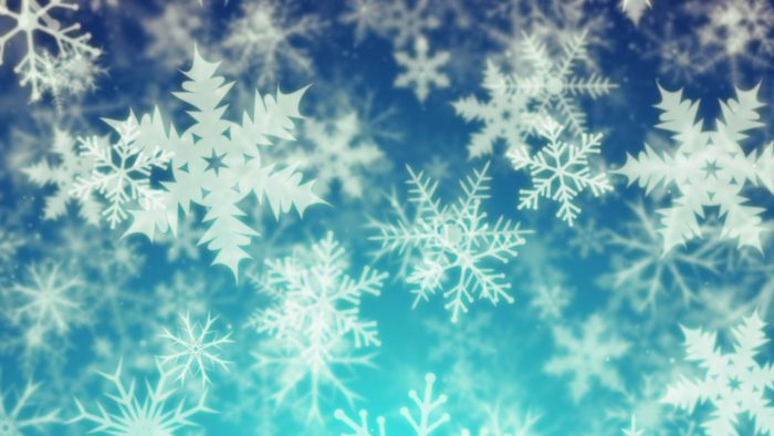 'Snowy 2' - Snow And Christmas Motion Background Loop_SampleStill