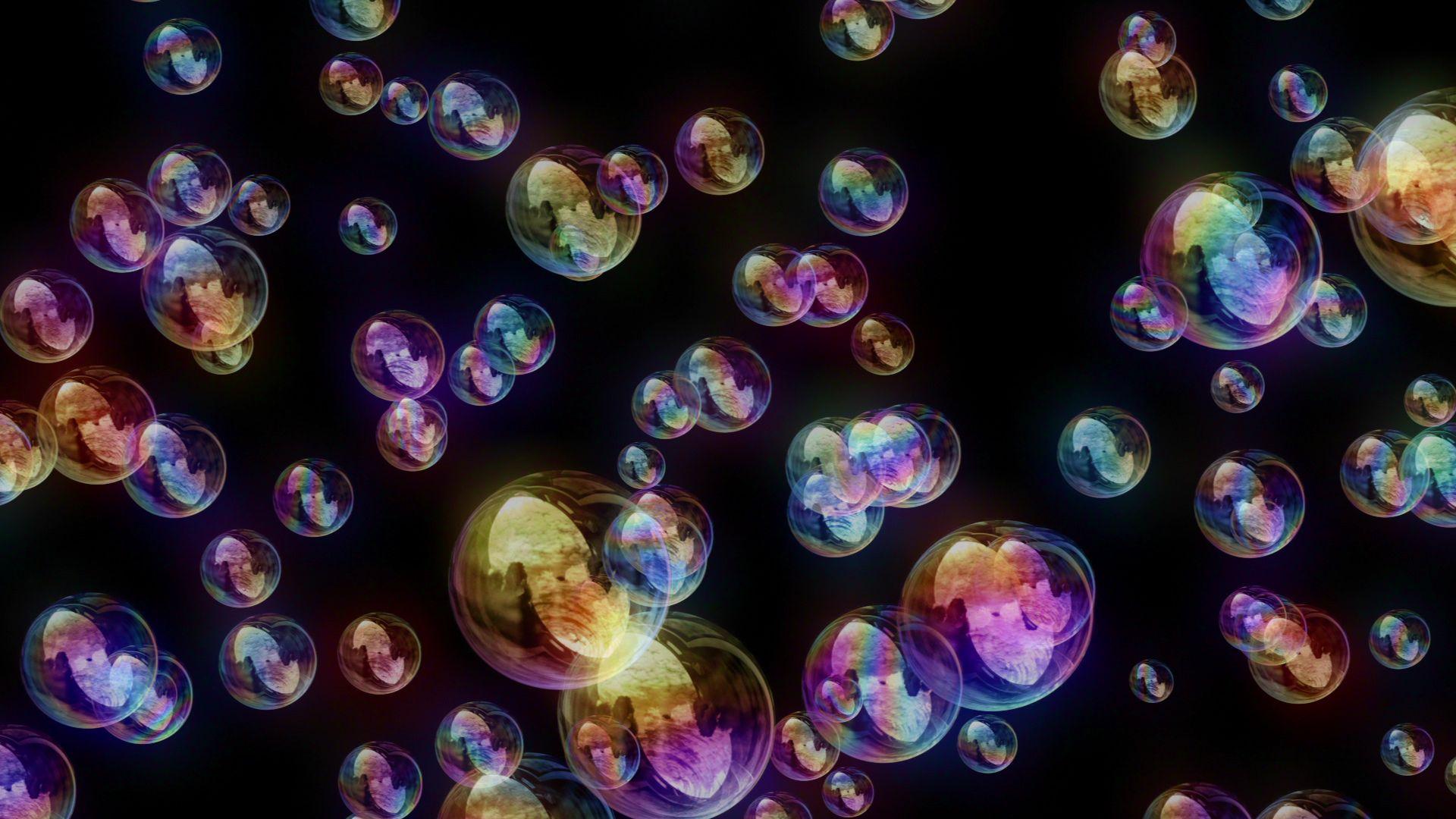 music soap bubble learn - HD1920×1080