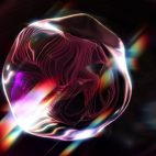 'Syko' - Mysterious Glamorous Orb-like Motion Background Loop_SampleStill