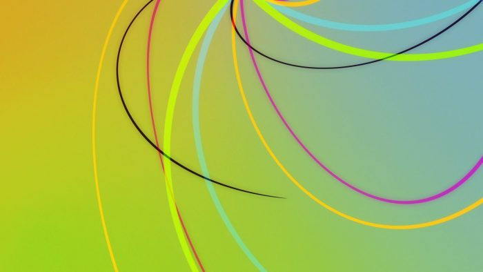 'Tentaculum 3' - Abstract Colorful Tentacles Motion Background Loop_SampleStill