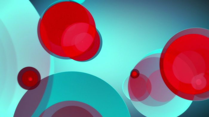 'Trip71' - Psychedelic Circles Motion Background Loop_SampleStill