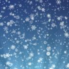 'Pretty Snow' - Snowflakes And Christmas Motion Background Loop-Sample3