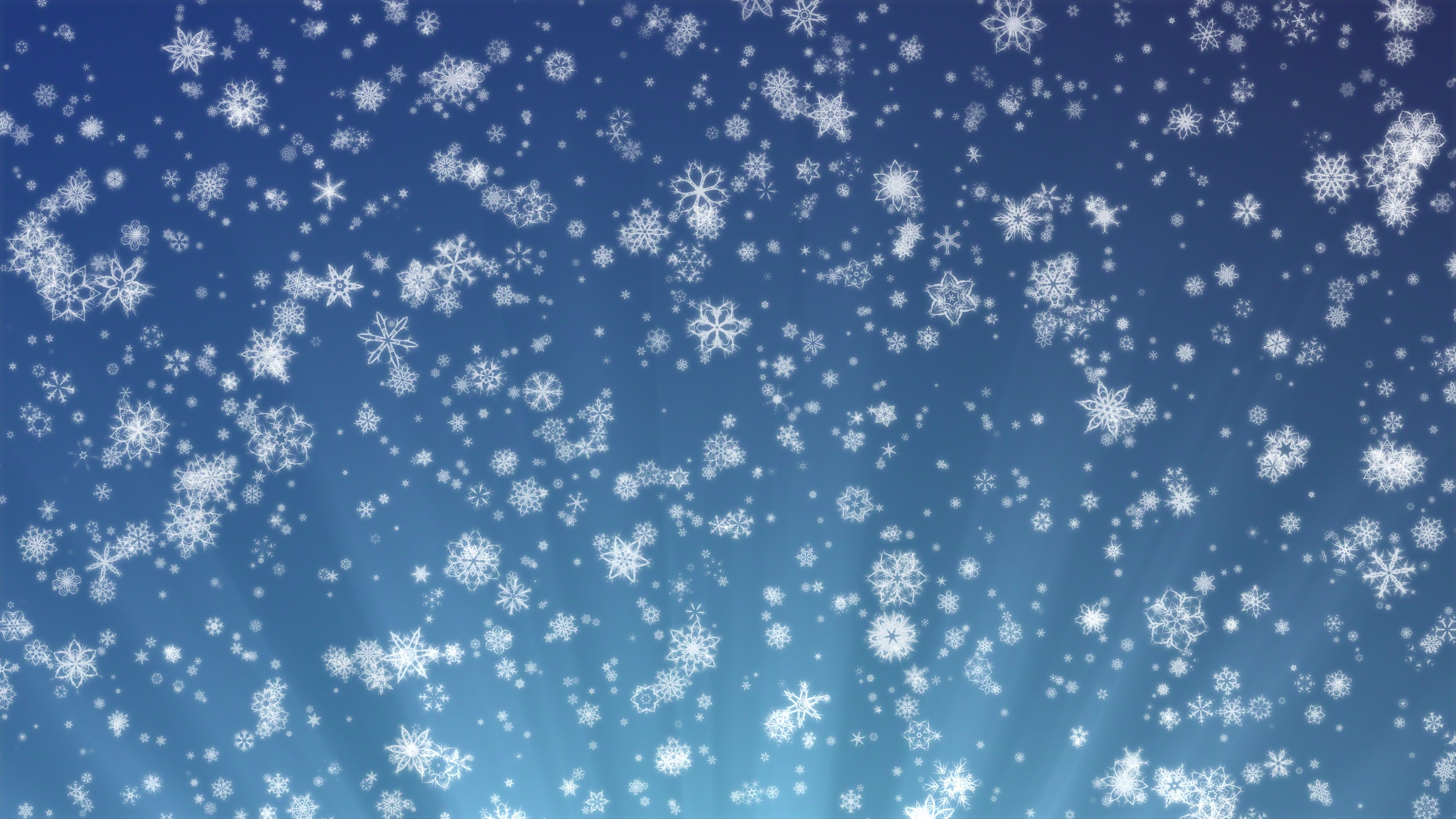 pretty snow downloops creative motion backgrounds