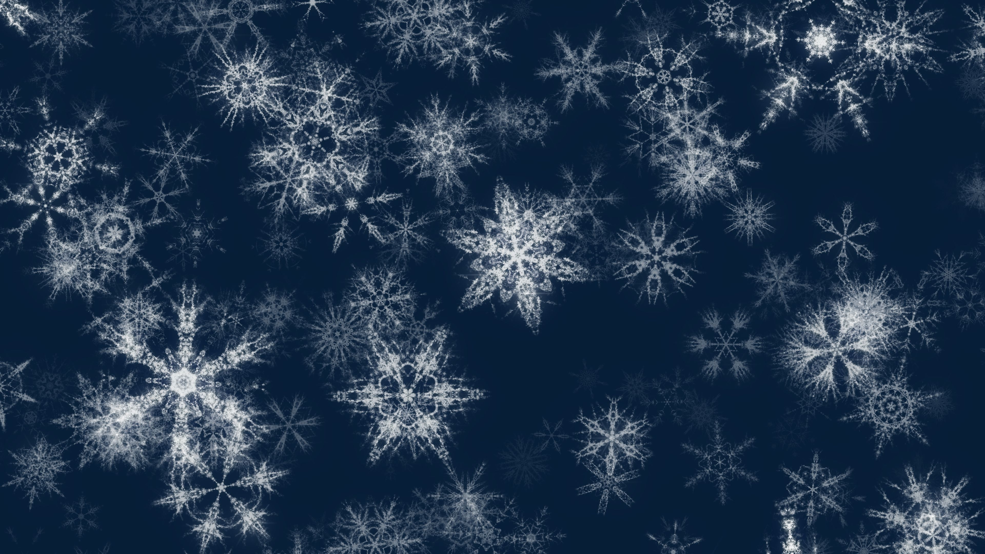Pretty Snow 2 | downloops – Creative Motion Backgrounds