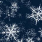 'Pretty Snow 2' - Glittering Christmas Snowflakes Motion Background Loop-SampleStill