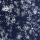 'Pretty Snow 3' - Detailed Ornamental Snow Motion Background Loop-Sample2